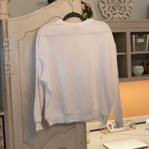 wild fable Tops - Plain white sweatshirt